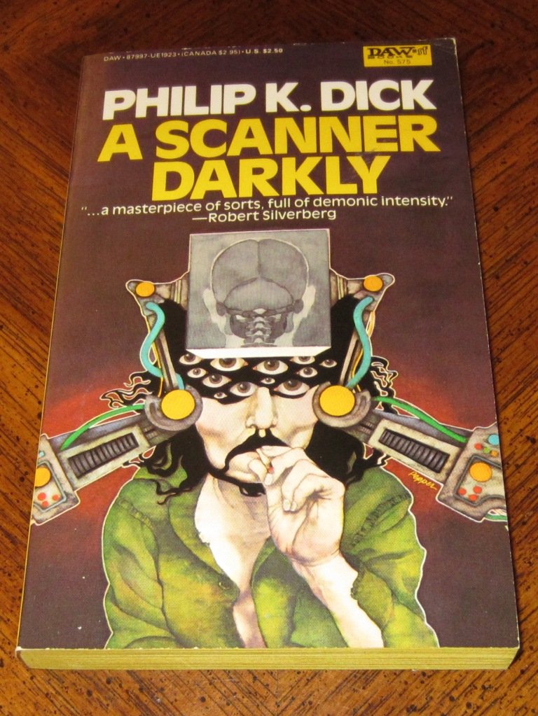 Philip k dick a scanner darkly — pic 1