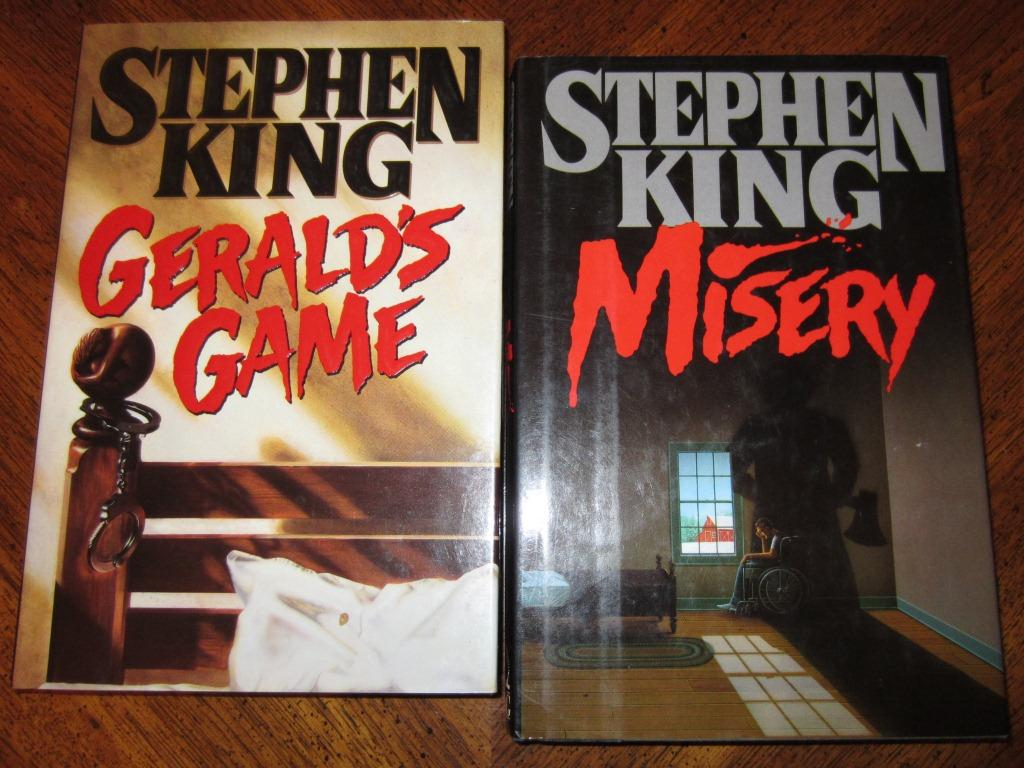 essays on misery by stephen king Misery by stephen king being brought back from a near death daub is how the sweet opens a writer named paul sheldon is the person being brought back.