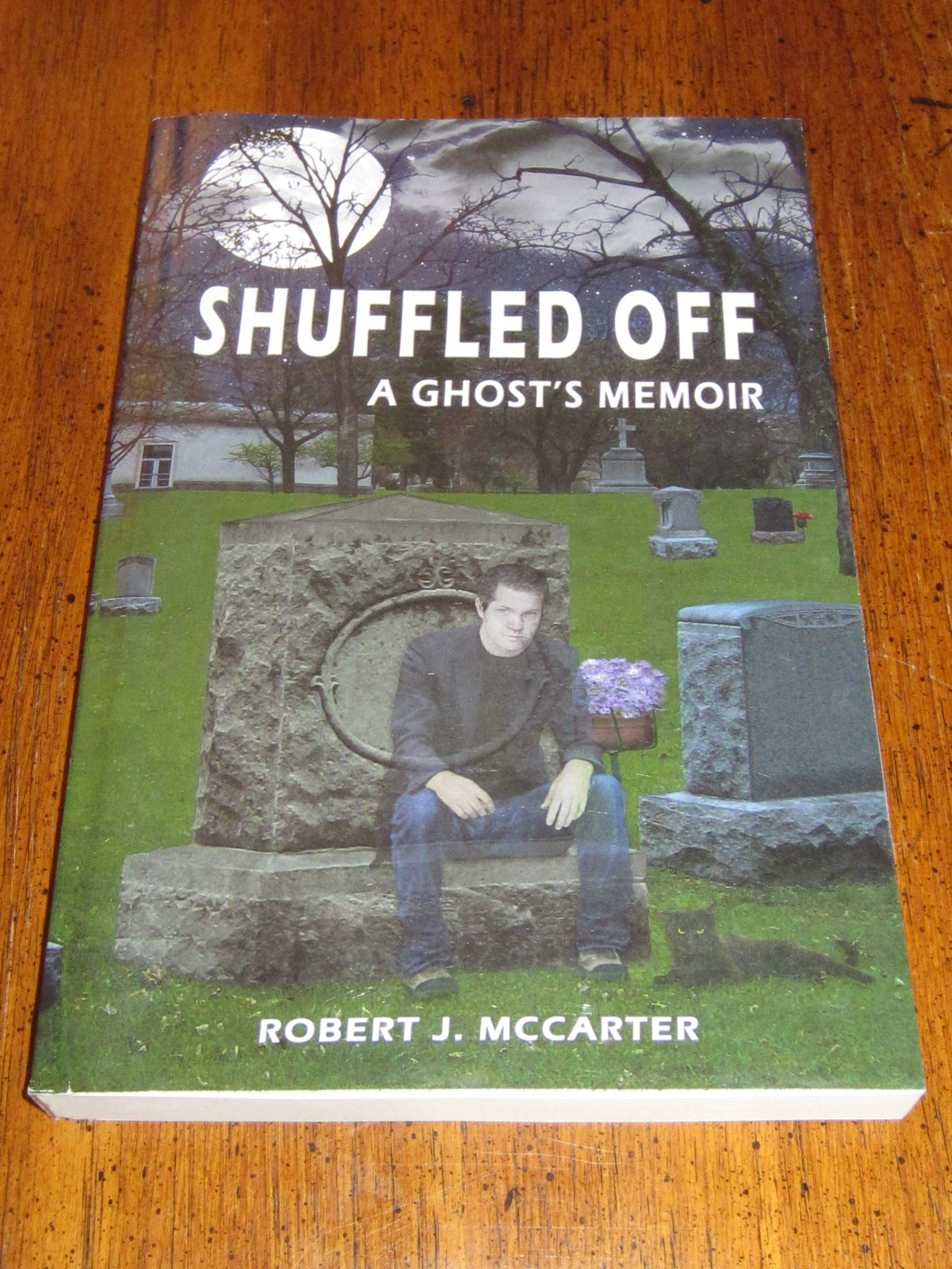 Shuffled Off Is A Firstperson Ghost Story That Follows Jj Into The  Afterlife As One Reviewer Put It: €� A Fast Paced Enjoyable Reading  Experience That Held