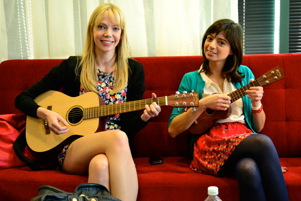 Sharing is Caring: Garfunkel and Oates