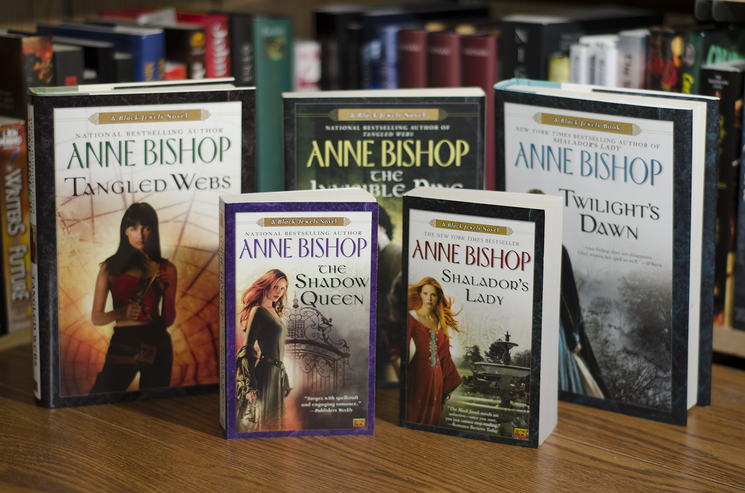 Image result for anne bishop books
