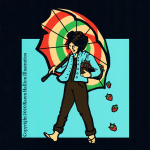 Hallion - Strawberry Girl 72