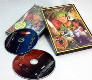 Legend of Neil DVDs