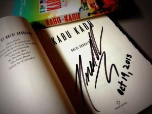 Nnedi Signature