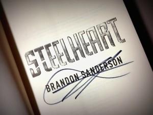 Sanderson Signature