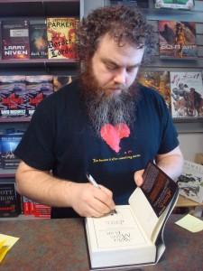 patrick rothfuss- Murder shirt