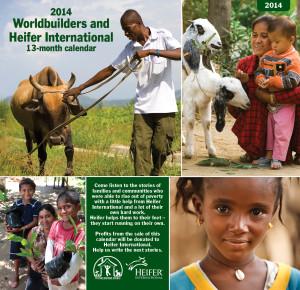 2014 WB-HI Calendar - Cover