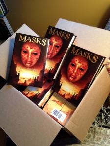 Masks Books