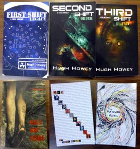 HughHowey set - all