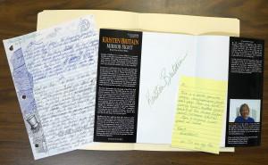 Kristens Manuscript Signature