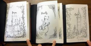 Poison Sketches