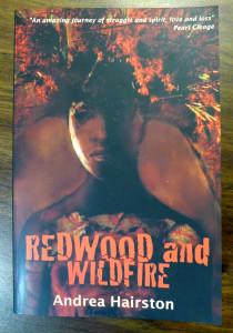 Redwood lying