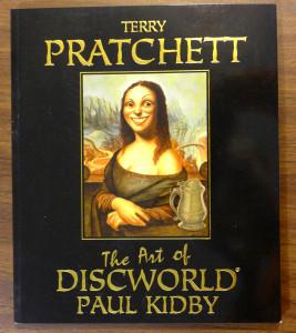 Art of Discworld - lying