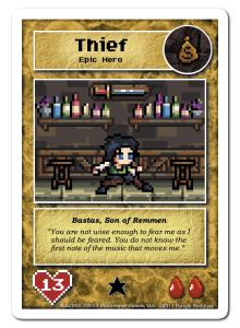 Bast - Epic Thief