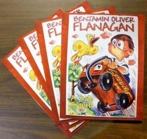 Benjamin Oliver Flanagan