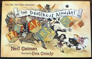 Dangerous Alphabet - cover