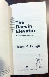 Darwin Elevator - Signature