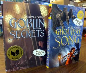 Goblin Secrets Ghoulish Song