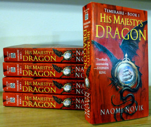 His Majestys Dragon - all