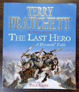 Last Hero cover