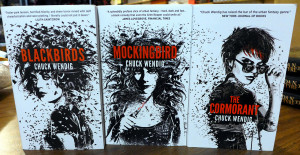 Miriam Black series