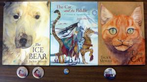 Morris Books covers