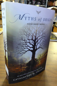 Myths of Origin - standing