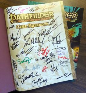 Pathfinder singatures 1