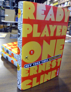 Ready Player One standing