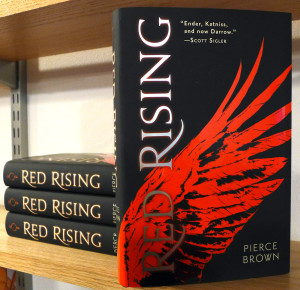 Red Rising - all
