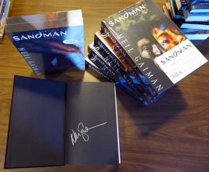 Sandman - signature