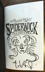 Spiderwick doodle