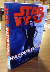 Star Wars standing