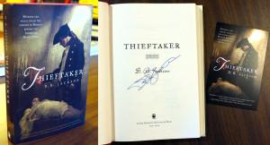 Thieftaker - all