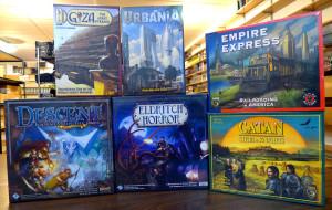 Wall of Gamesl 2 - Fantasy Flight
