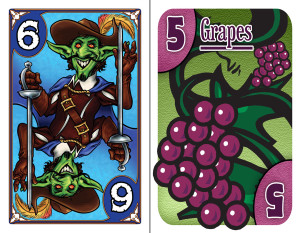 Goblin and Fruit Decks
