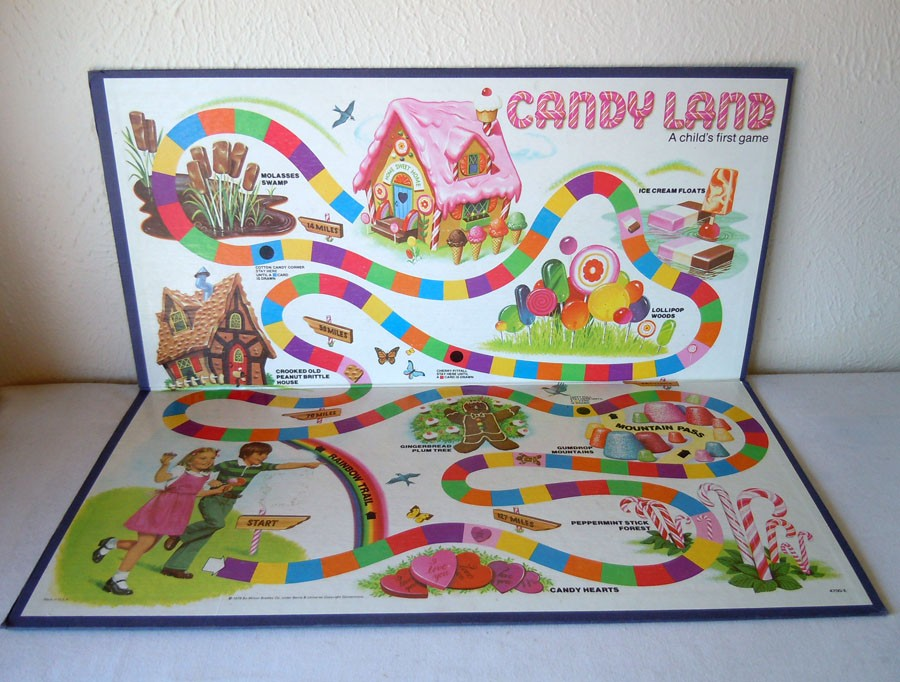 picture relating to Printable Tenzi Cards called Area Regulations and Sweet Land
