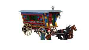 trouper's wagon