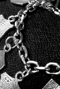 dresden's shield bracelet