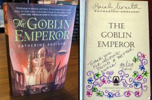 GoblinEmperor - Blog