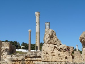 Columns of heaven