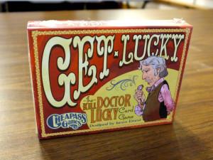 GetLucky - blog