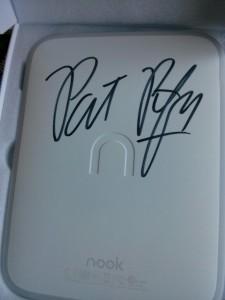 signed nook