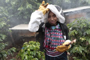 Improving Food Security and Nutrition of Coffee Farm Workers' Fa