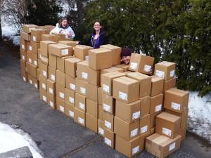 prime books shipment