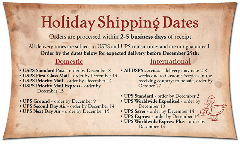 2015 Holiday Shipping Dates (1)