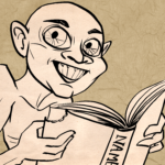 $500,000: Shawn Speakman Reads as Gollum