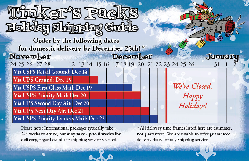 2016holidayshippingtimes_updated