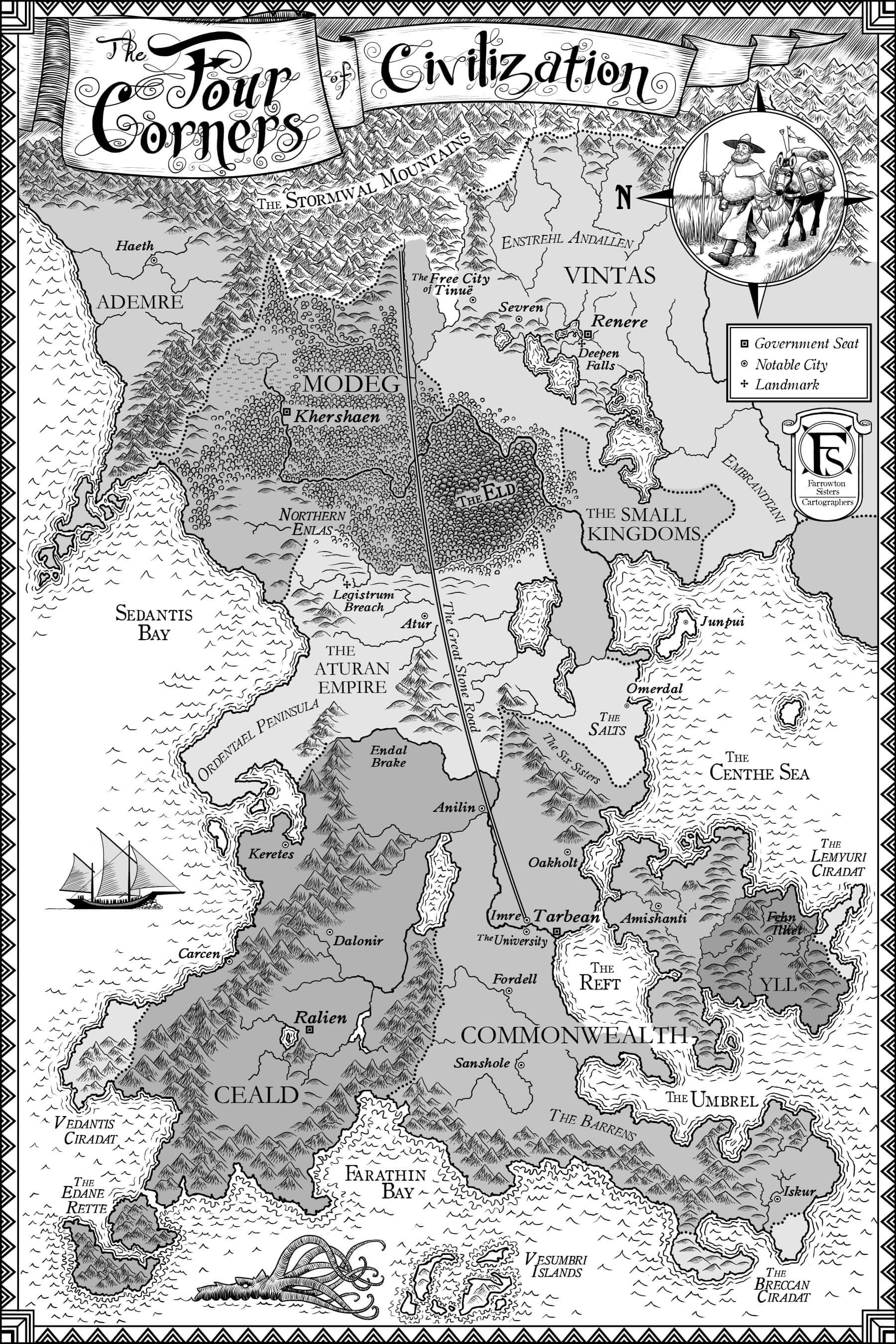 Nuevo mapa del mundo de Kvothe más detallado RothfussMap_new_flat