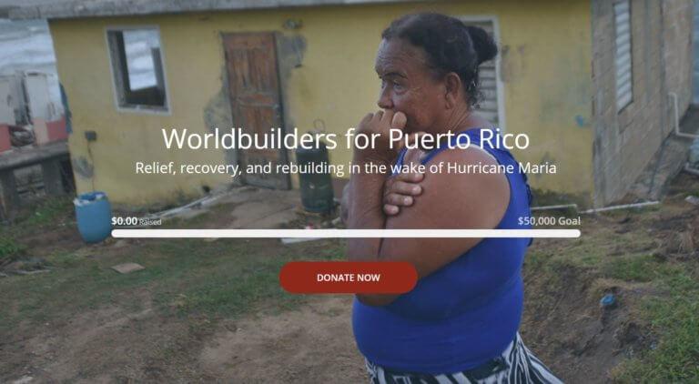 Los Blogs de Pat - Worldbuilders: Puerto Rico y el Huracán Relief (03/10/17) Wbpr3-768x422